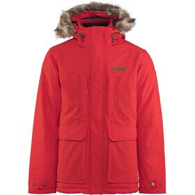 Columbia Marquam Peak Miehet takki , punainen